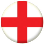 Milan Flag 58mm Button Badge